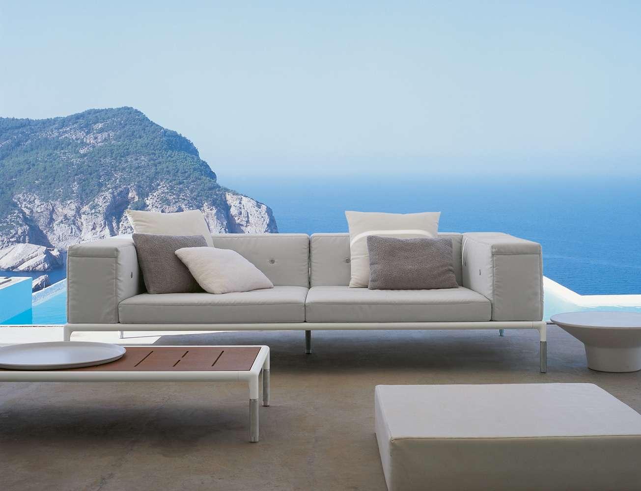 Squarcina b b italia outdoor springtime sofa squarcina for B and b italia outdoor