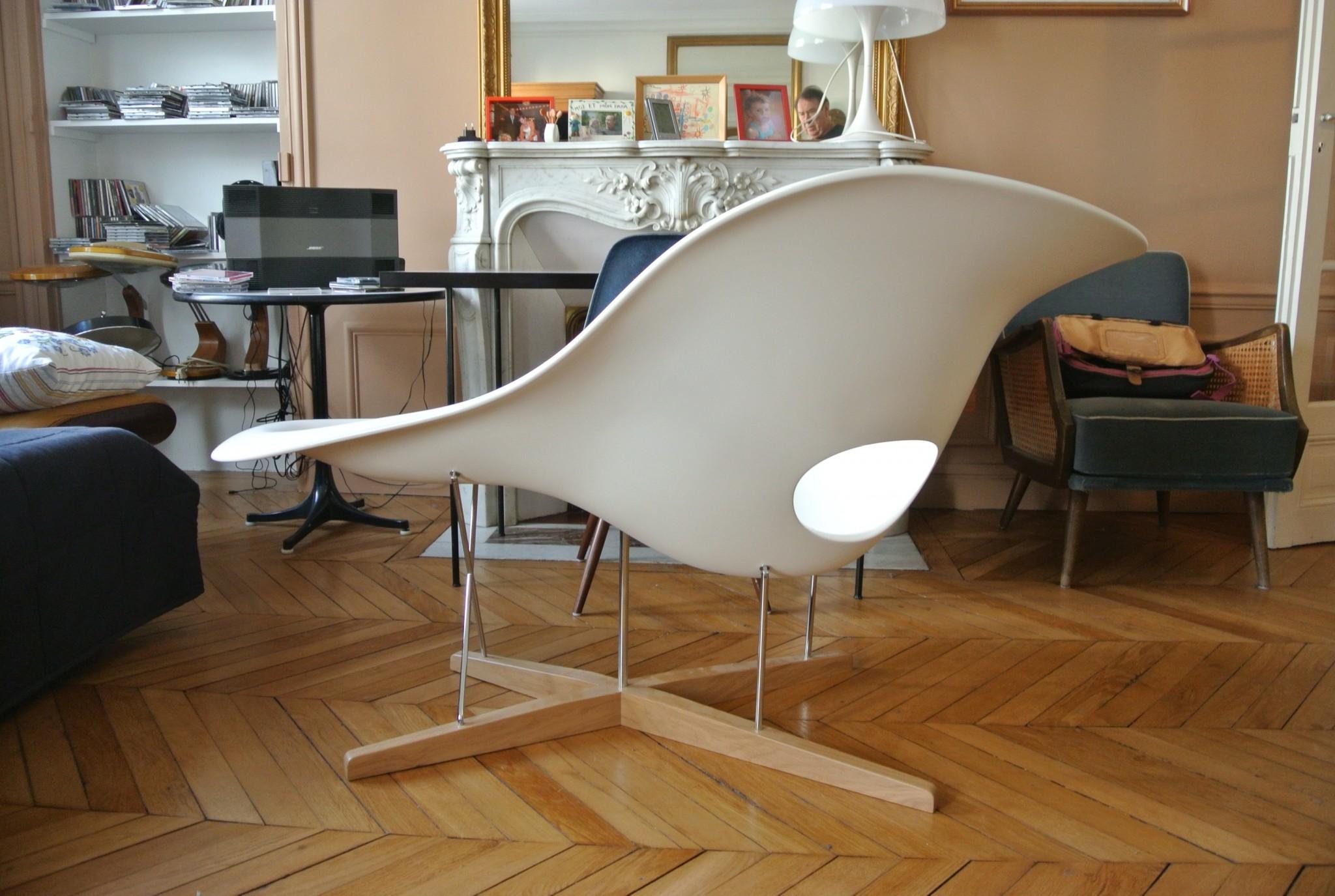 squarcina vitra la chaise squarcina. Black Bedroom Furniture Sets. Home Design Ideas