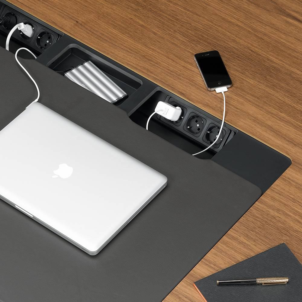squarcina vitra ad hoc executive table squarcina. Black Bedroom Furniture Sets. Home Design Ideas