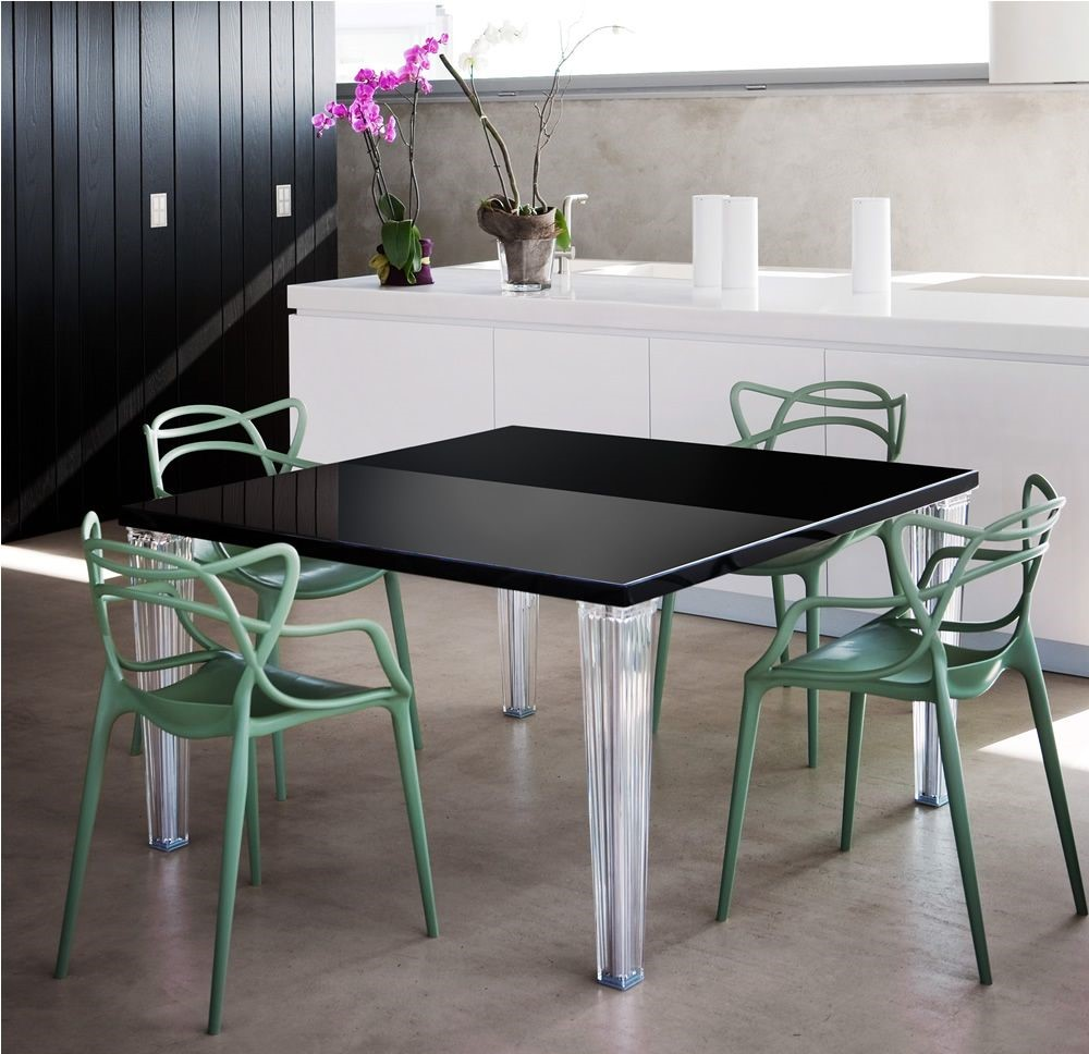 Squarcina kartell top top table squarcina - Tavolo top top kartell ...