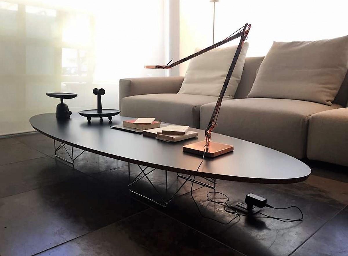 Tavoli Da Esterno : Squarcina vitra elliptical table etr